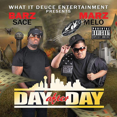 Day After Day album cover